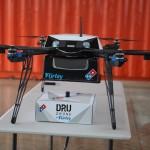 Pizzafutár-drónok Új-Zélandon