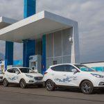 Féláron jön a Hyundai új üzemanyagcellás autója