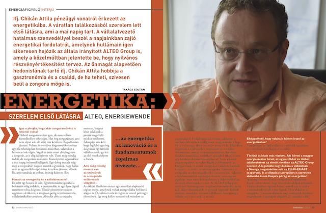 Alteo Energiafigyelő magazin