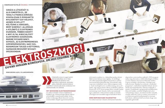 Elektroszmog - Energiafigyelő magazin