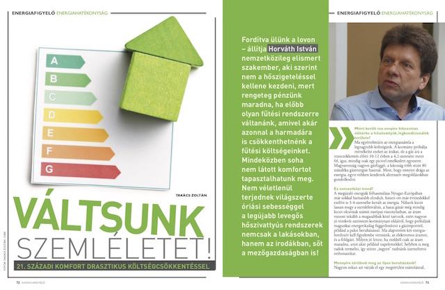 Mitsubishi Budatech - Energiafigyelő magazin