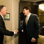 Áder János a geotermikus energia-hasznosításról is tárgyalt Új-Zéland miniszterelnökével
