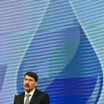 Áder: a víz ma a legveszélyeztetettebb erőforrás