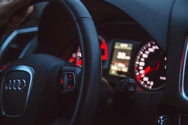 Audi kormány