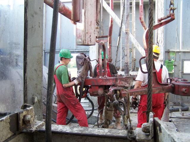 MOL Gomba 5 fúrás (Pest megye) kép: mol.hu