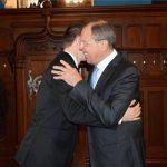 Lavrov: a magyar partnerek megerősítették a Paks bővítése iráni elkötelezettségüket