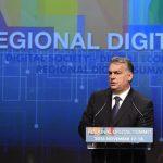 Orbán Viktor beszéde a Regionális Digitális Konferencián