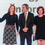 Környezetvédelmi díjat nyert Kaposvár a CNG-buszflottával