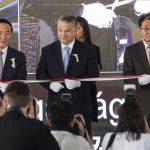 Átadták a Samsung SDI új gödi akkumulátorgyárát