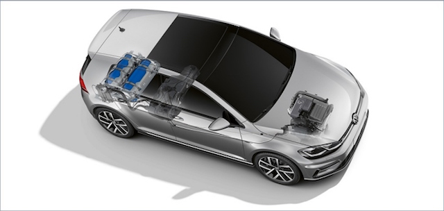 Volkswagen Golf CNG