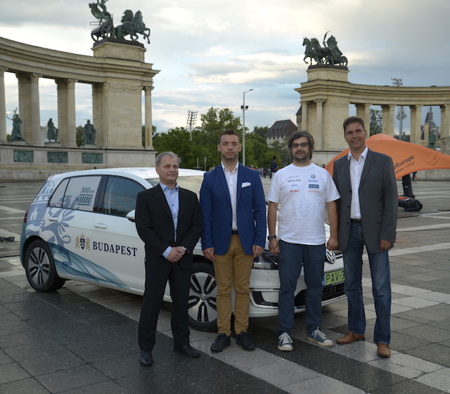 E-TourEurope2017 Budapest Hősök tere