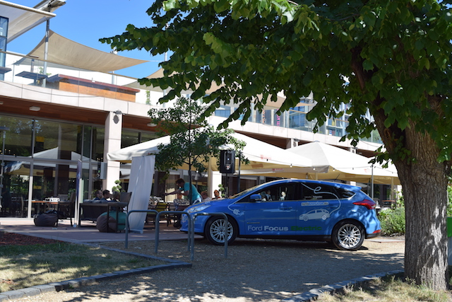 Ford Focus Electric bemutató 2017