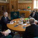 Orbán Viktor fogadta a Nemzetközi Energiaügynökség ügyvezető igazgatóját