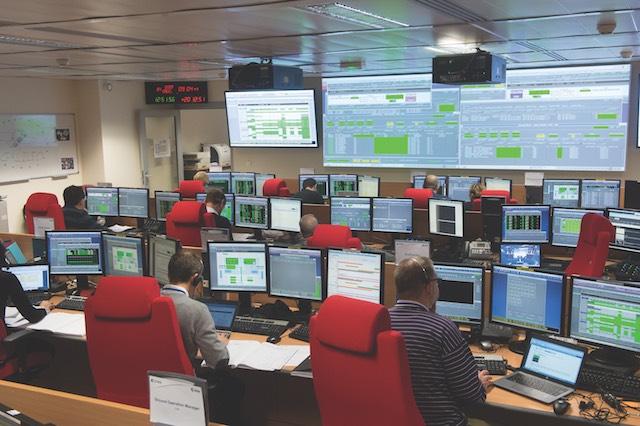 Salle de controle Galileo
