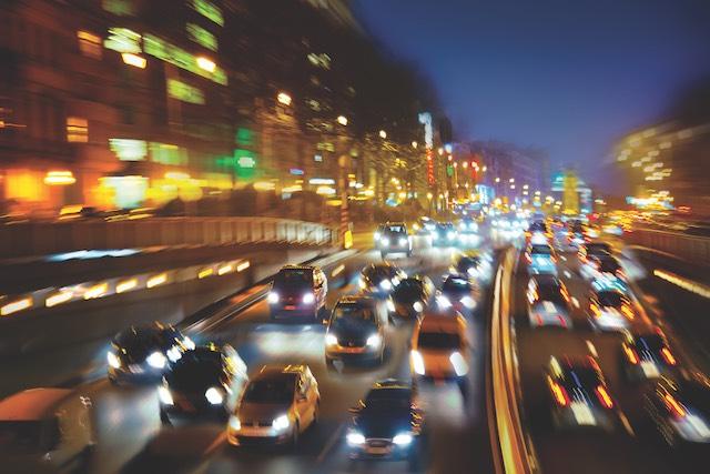 csúcsforgalom közlekedés