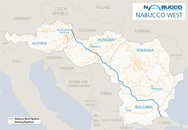 kép: nabucco-pipeline.com