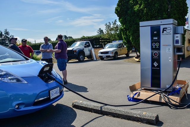 All Electric Vehicle Rally 2013-3