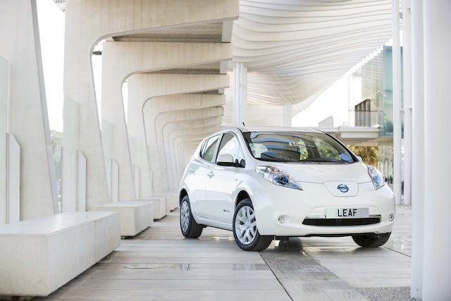 Nissan új Leaf