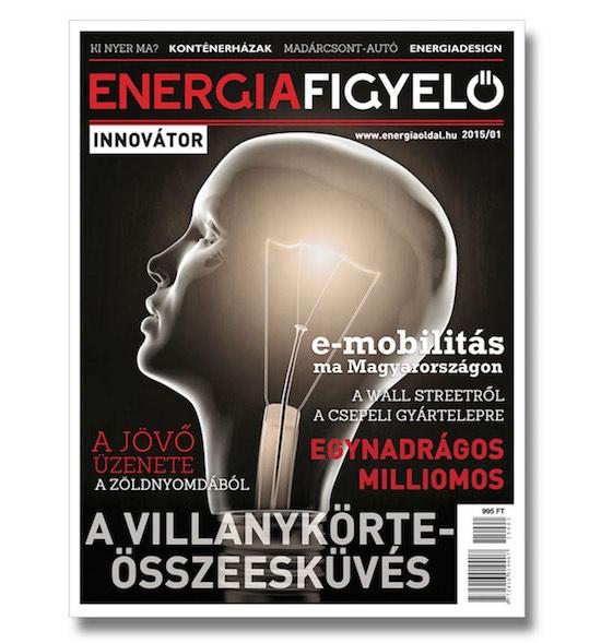 Energiafigyelő magazin 2015-1