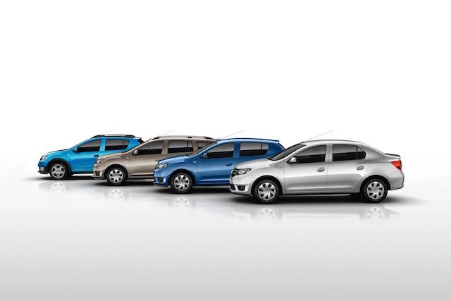 Dacia Easy-R automataváltós modellek