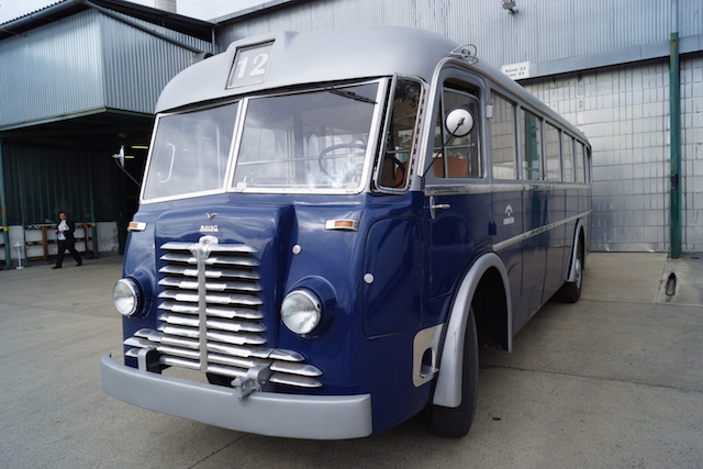 Mavag autóbusz
