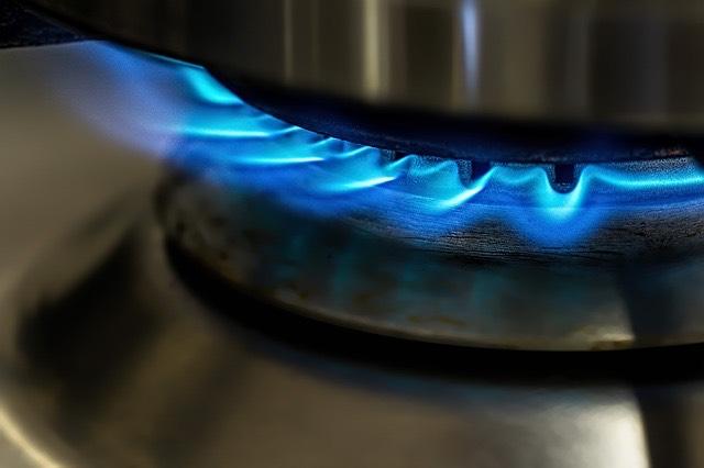 Gázégő gázláng