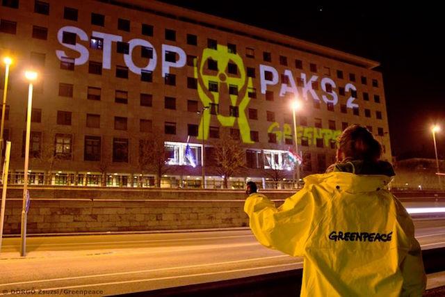 kép: facebook/greenpeace