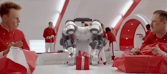 Svédország Yumi karácsony