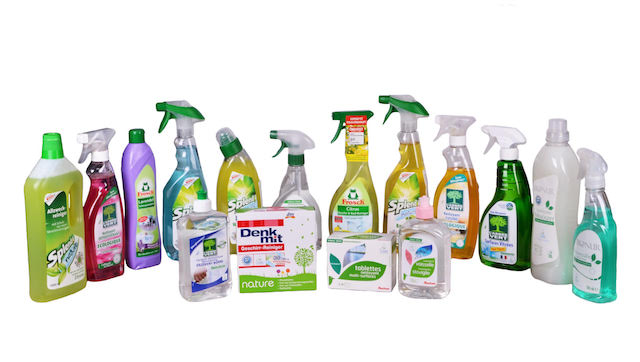 Ökocímkés termékek
