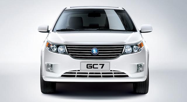 Geely GC7