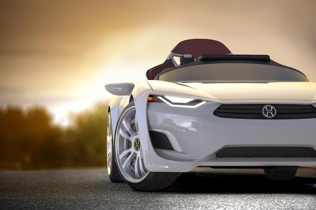 Henes luxusautók gyerekeknek elektromos sportkocsi