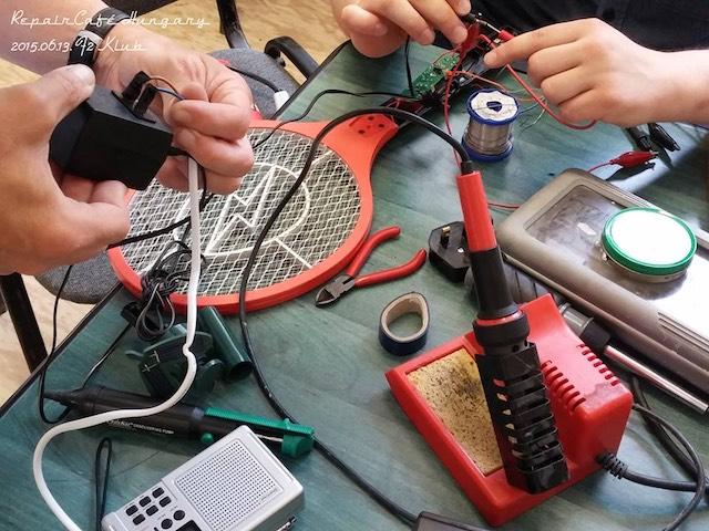 kép: facebook.com/repaircafehungary