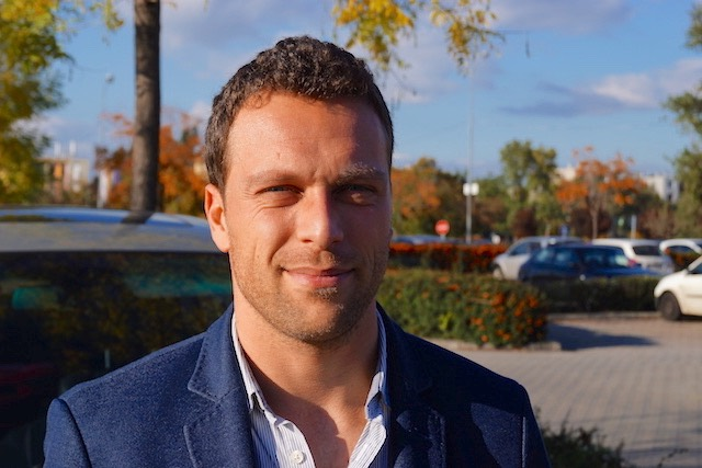 Zobin Dániel. fotó: Energiafigyelő/Takács Zoltán