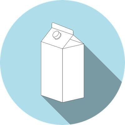 tejes italos karton doboz