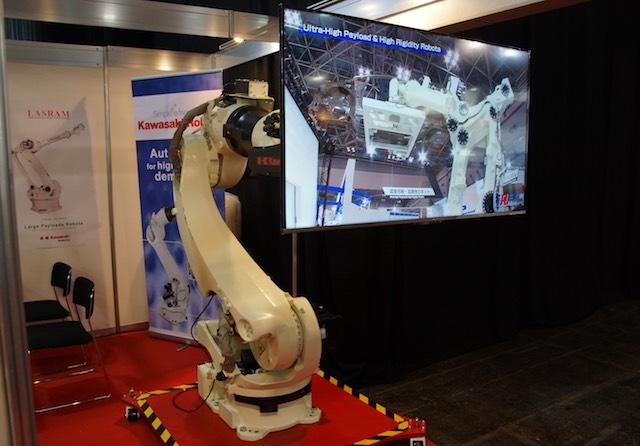Kawasaki ipari TV-állvány. fotó: energiaoldal.hu