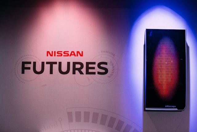 Nissan xStorage akkumulátor