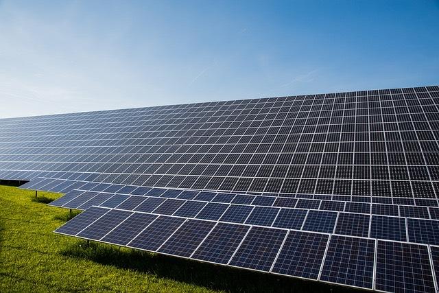napelemek naperőmű