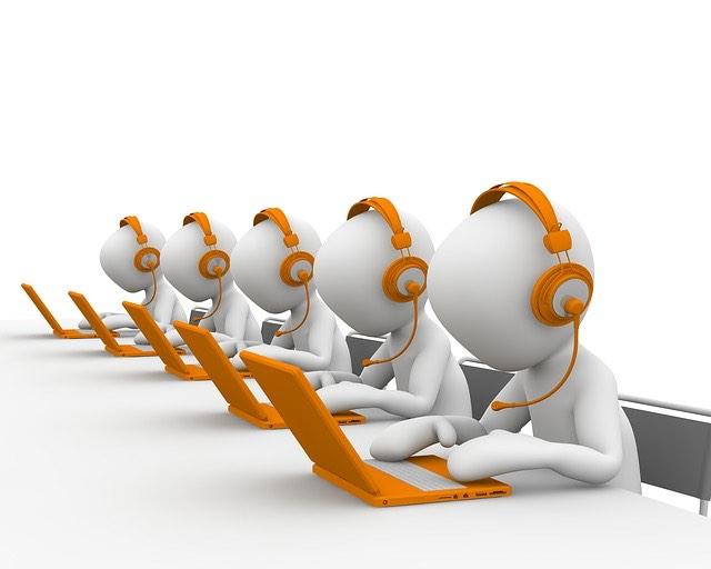 ügyfélszolgálat telefon headset
