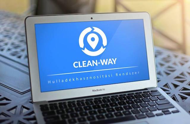 Clean-Way építésbontási hulladék kezelő szoftver