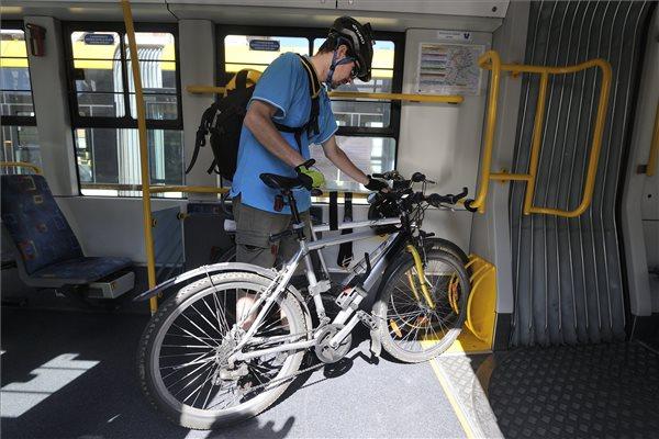 Kerékpár Szeged villamos