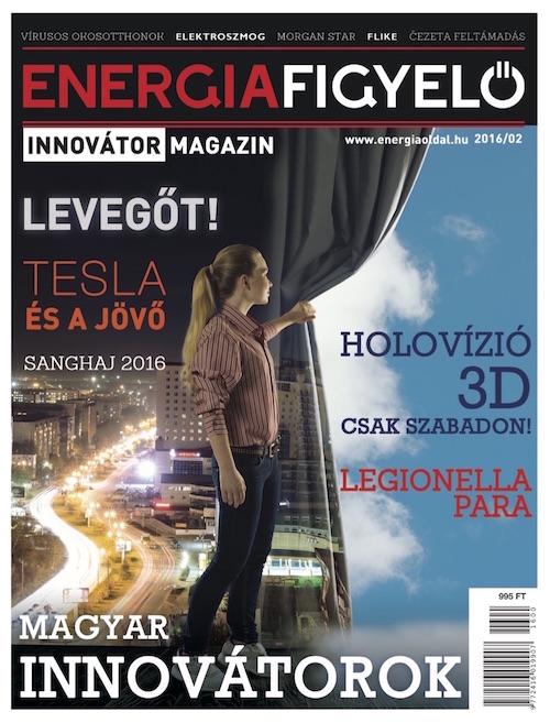 Energiafigyelő magazin 2016/2. szám