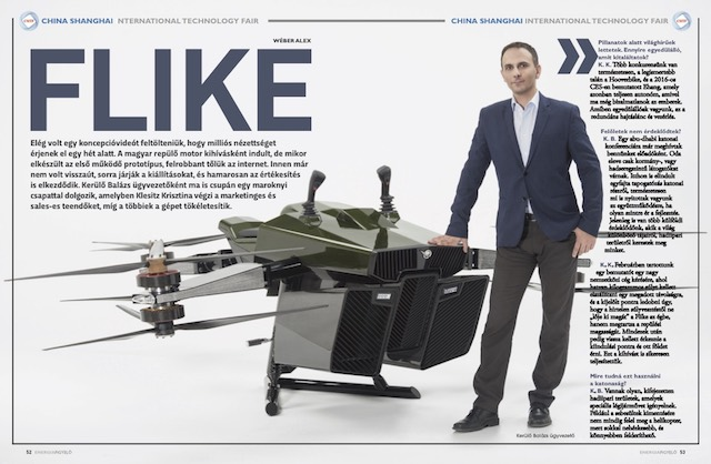 Flike - Energiafigyelő magazin