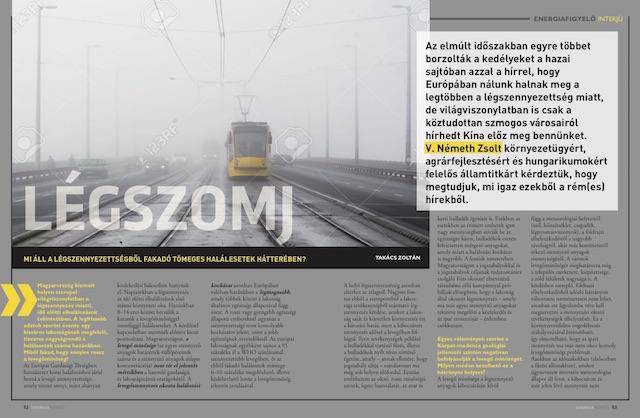 Légszomj - Energiafigyelő magazin