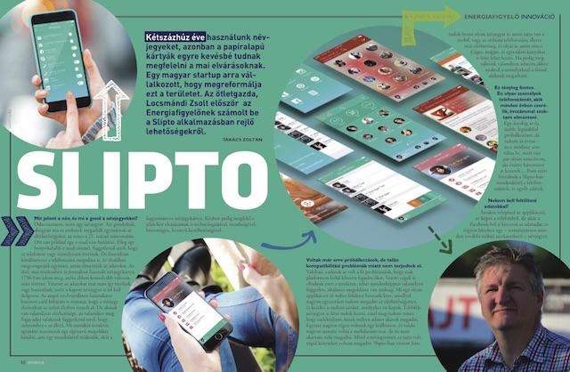 Slipto - Energiafigyelő magazin