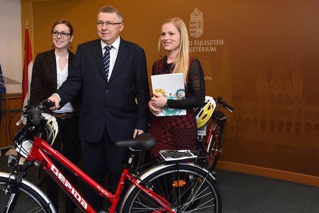 Szabó Zsolt Európai Mobilitási Hét-2016