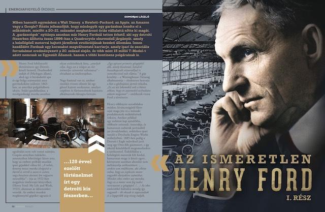Az ismeretlen Henry Ford