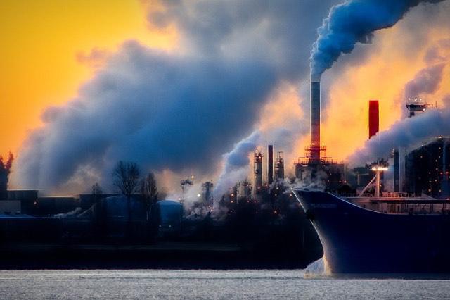 füst ipar hajó