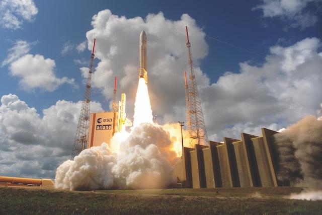 VA 233 / Galileo M-6 Galileo GPS műhold kiloves